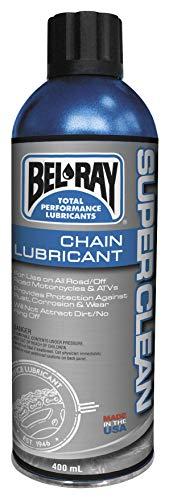 Bel Ray Lubricants 16 Ozsuper Clean Chain Lube 400 Ml 99470-A400w / 92450-A13.5 New