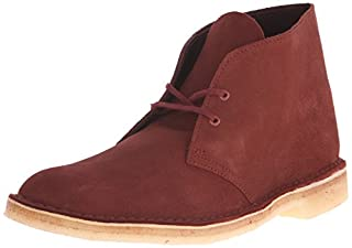 CLARKS Men's Desert Boot Terracotta Suede 9.5 M (B012YZOX9M) | Amazon price tracker / tracking, Amazon price history charts, Amazon price watches, Amazon price drop alerts