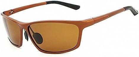 RFVBNM Gafas de sol polarizadas Hombres película Vista ...