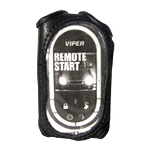 Leather Remote Cover / Case for Viper Remote Control Model 7941V - System 5902V