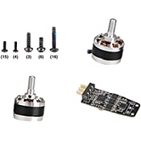 Walkera Rodeo 150 [QTY: 1] 150-Z-13 Clockwise Brushless Motor CW (WK-WS-17-002 Engine [QTY: 1] 150-Z-14 Counter-Clockwise CCW [QTY: 1] 150-Z-15 ESC Speed Controller Module for [QTY: 1] 150-Z-12 Screw