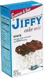 Jiffy Cake Mix White 9 OZ (Pack of 12) (Best White Cake Mix)