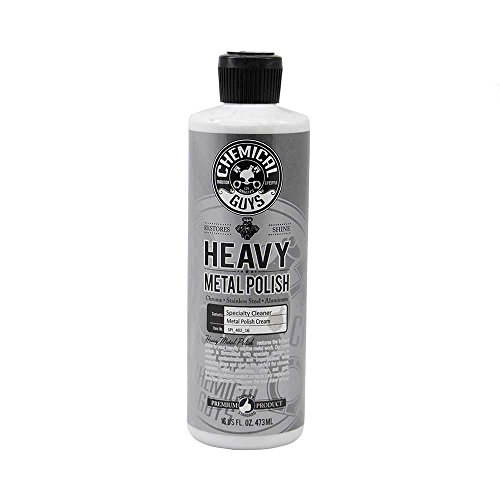 - Chemical Guys SPI_402_16 - Heavy Metal Polish Restorer and Protectant (16 oz)
