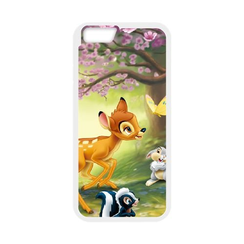 Bambi Ii 008 coque iPhone 6 Plus 5.5 Inch cellulaire cas coque de téléphone cas blanche couverture de téléphone portable EOKXLLNCD26593
