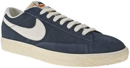 Nike Blazer Low Vintage - 10 Uk - Navy