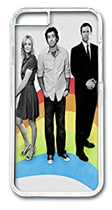 Chuck Poster Custom iphone 6 plus 5.5inch Case Cover Polycarbonate Transparent