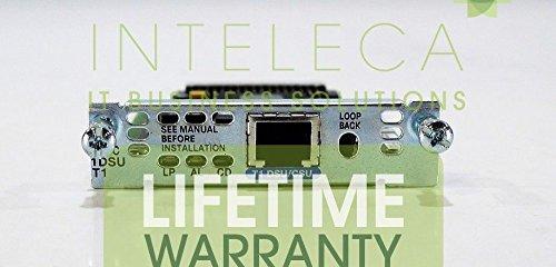 - CISCO 1-Port T1/Fractional T1 DSU/CSU WAN Interface Card HWIC-1DSU-T1