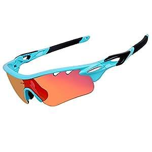 LBY Gafas para Deportes al Aire Libre Gafas de Sol ...