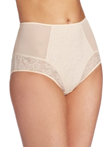 Panache Women's Idina High Waist Panty, Latte, (14) Large ()