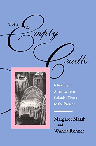 The Empty Cradle: Infertility in America from Colonial Times to the Present (The Henry E. Sigerist Series in the History