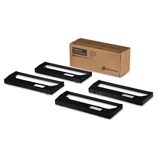 - MMT255670402 - Tallygenicom Ribbon Cartridge - Black