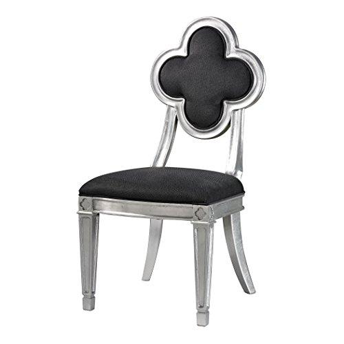 Sterling Penryn Dining Chair in Silver Leaf