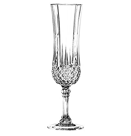 Cristal Darques France.Buy Eclat Cristal D Arques Long Champ Champagne Flute Glass 140 Ml