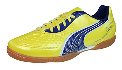 PUMA V5.11 TT Mens Astro Turf Soccer Sneakers/Boots-Yellow-11.5 ()