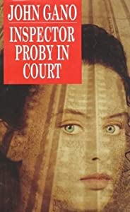 Hardcover Inspector Proby in Court Book