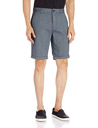 Threadbare-Pantaloncini Chino da donna, stile Casual, da uomo, colore: blu