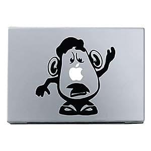 "LZX Cartoon Pattern Protect Skin Sticker for 11"" 13"" 15"" Macbook Air Pro , 13.3"""