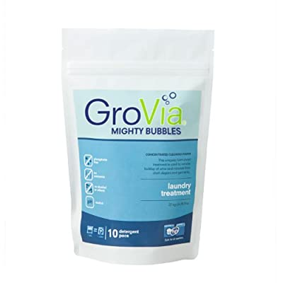 GroVia Mighty Bubbles Laundry Detergent