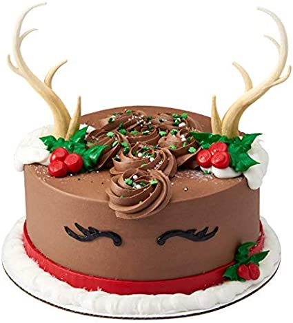 Miraculous Amazon Com Decopac 23460 Antlers Creations Cake Topper For Birthday Cards Printable Inklcafe Filternl