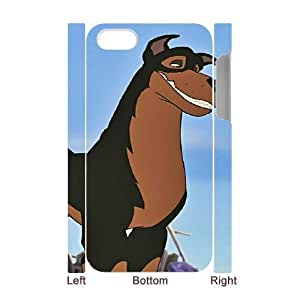 iphone4 Phone Case White Lady and the Tramp II Scamp's Adventure Buster CYL8661720