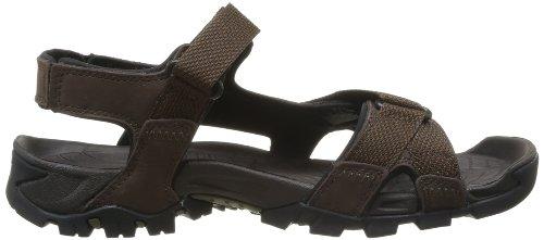 Timberland Eldridge Sandal - 0 Hombre Marrón (Marron (Dark Brown))