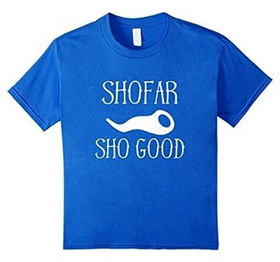 Shofar Sho Good T-Shirt - Funny New Year Jewish Holiday Tee