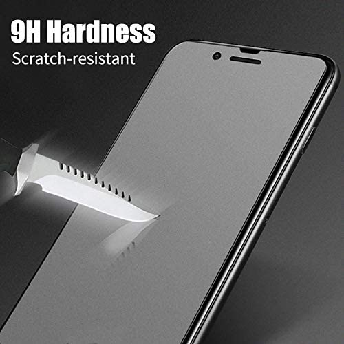 No Retail Package yf Easy to Install Super Clear and dura 50 PCS Non-Full Matte Frosted Tempered Glass Film for Huawei Honor V9 Play
