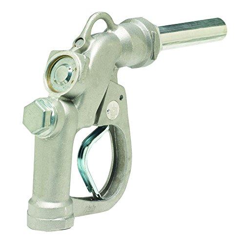 Husky 874510 Aluminum 1-1/2'' NPTF Auto Shut Off Nozzle by Husky
