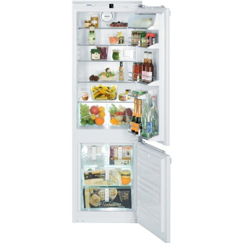 Liebherr 9.4 Cu. Ft. Panel Ready Bottom Freezer Counter Depth Built-In Refrigerator - HC1050