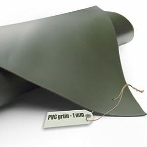 Estanque pantalla PVC 1mm Verde Oliva en 10m x 7m