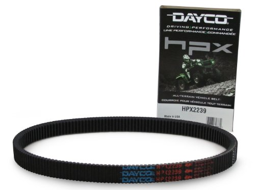 (Dayco HPX2239 HPX High Performance Extreme ATV/UTV Drive Belt)