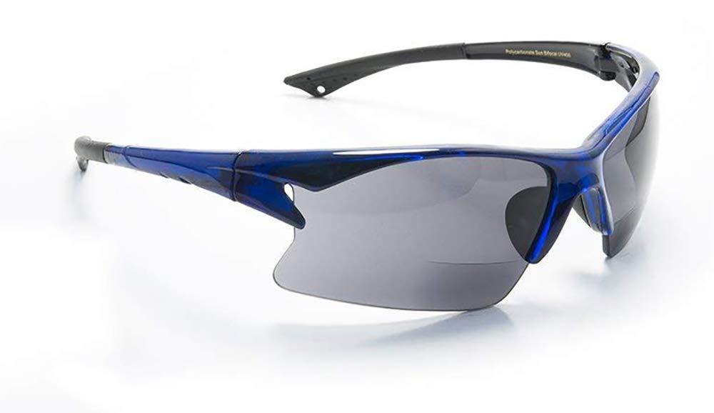 81cbf74d9d2e Amazon.com  Bifocal Reading Sunglasses with Polycarbonate Lens for ...