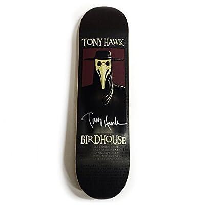 Tony Hawk Authentic Autographed Birdhouse Skateboard Deck