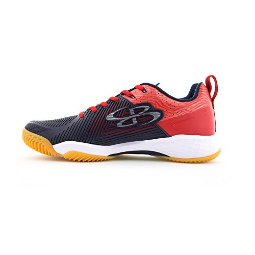 Boombah Womens Velocity Volleyball Shoes - 12 Color Options - Multiple Sizes Navy/Red kOMeRE