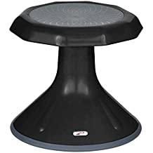 ECR4Kids ACE Active Core Engagement Wobble Stool for Kids and Adults, Flexible Classroom and Home Seating