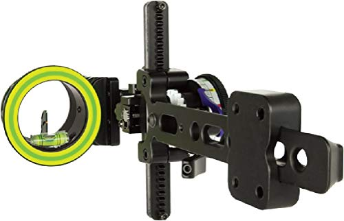 Spot Hogg Fast Eddie XL Long Bar Wrapped Bow Sight Double 2-Pin .019 Right ()
