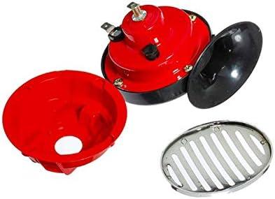 Motorcycle SVNLIR Electric Horns for Cars /&Trucks,Train Horn for Car,2Pcs 300DB Loud Car Horn,12v Electric Train Snail Horn for Trucks Bikes /& Boats Cars