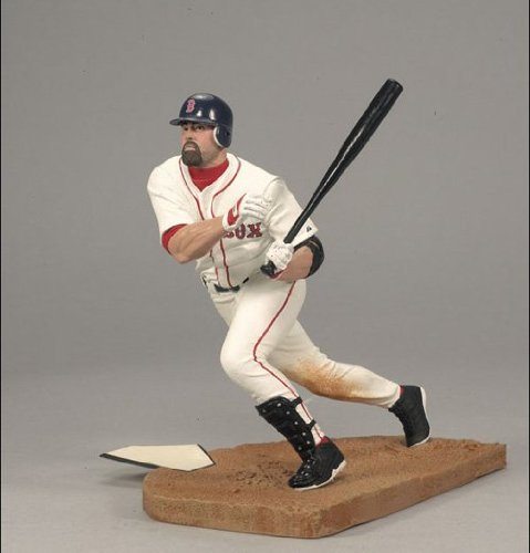 Boston Red Sox Mcfarlane 2010 MLB Series 26 Kevin Youkilis Figures