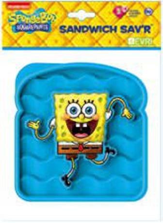 Nickelodeon Sponge Bob Squarepants Sandwich Sav'r