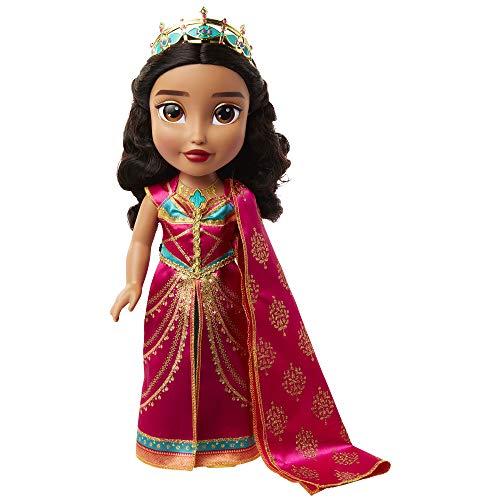 Aladdin Disney Princess Jasmine Musical Singing Doll - Sings Speechless