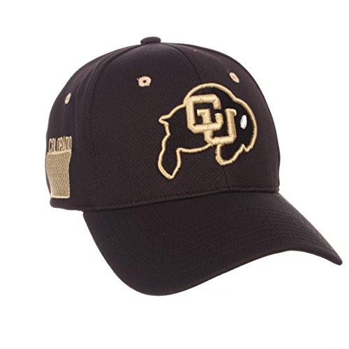 (Zephyr Adult Men Rambler NCAA Hat, Team Color, X-Large)