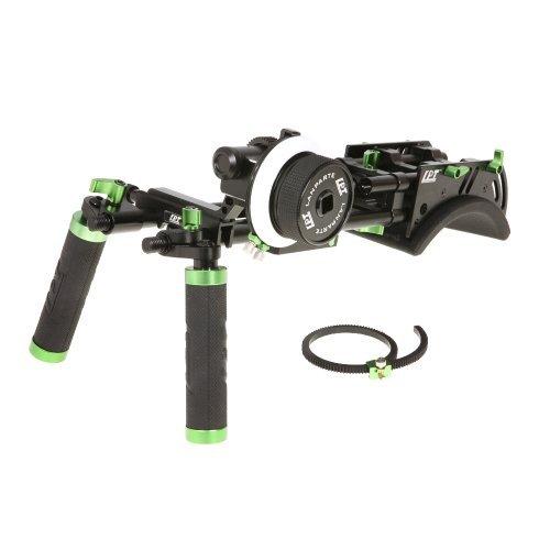 Lanparte Double Handle Camera Dslr Shoulder Rig Kit for 15mm