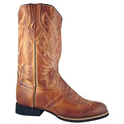 Smoky Mountain Toddler-Boys' Showdown Cowboy Boot Bomber 5 D(M) US