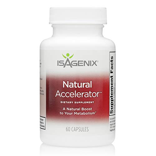 Isagenix Natural Accelerator Metabolism