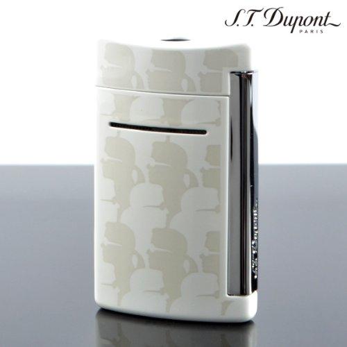 (デュポン) Dupont 10071 カールラガーフェルド ホワイト ミニジェット(Xtend mini) KL COLLECTION ターボライター 正規品 B00IEXAQRW