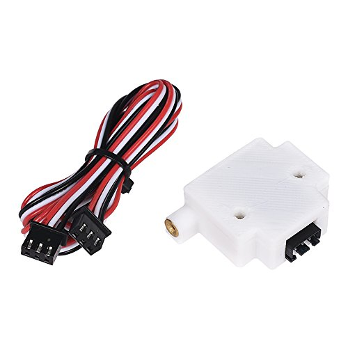 BIQU 3D Filament Detection Module Filament Run-out Pause Detecting Monitor Sensor For 3D Printer Lerdge Board 1.75mm PLA ABS Filament