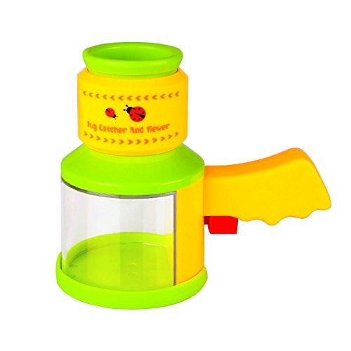 SainSmart Jr. Kids Bug Catchers and Viewer Microscope