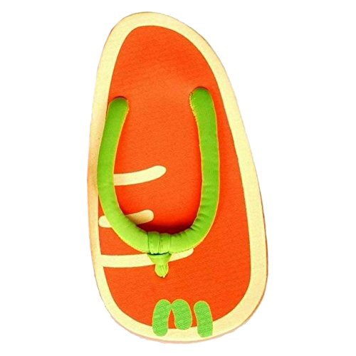 Tongs Intérieur Cute Orange 2 Blancho q8E0w