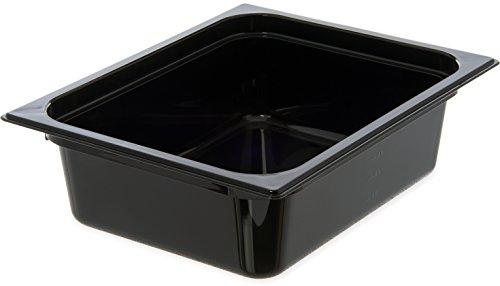 Carlisle 10221B03 StorPlus Half Size Food Pan, Polycarbonate, 4