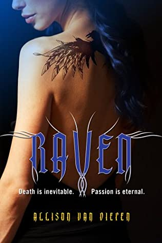book cover of Raven